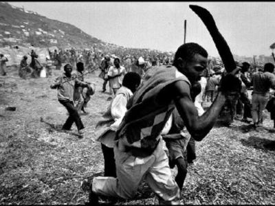 Il genocidio in Rwanda del '94